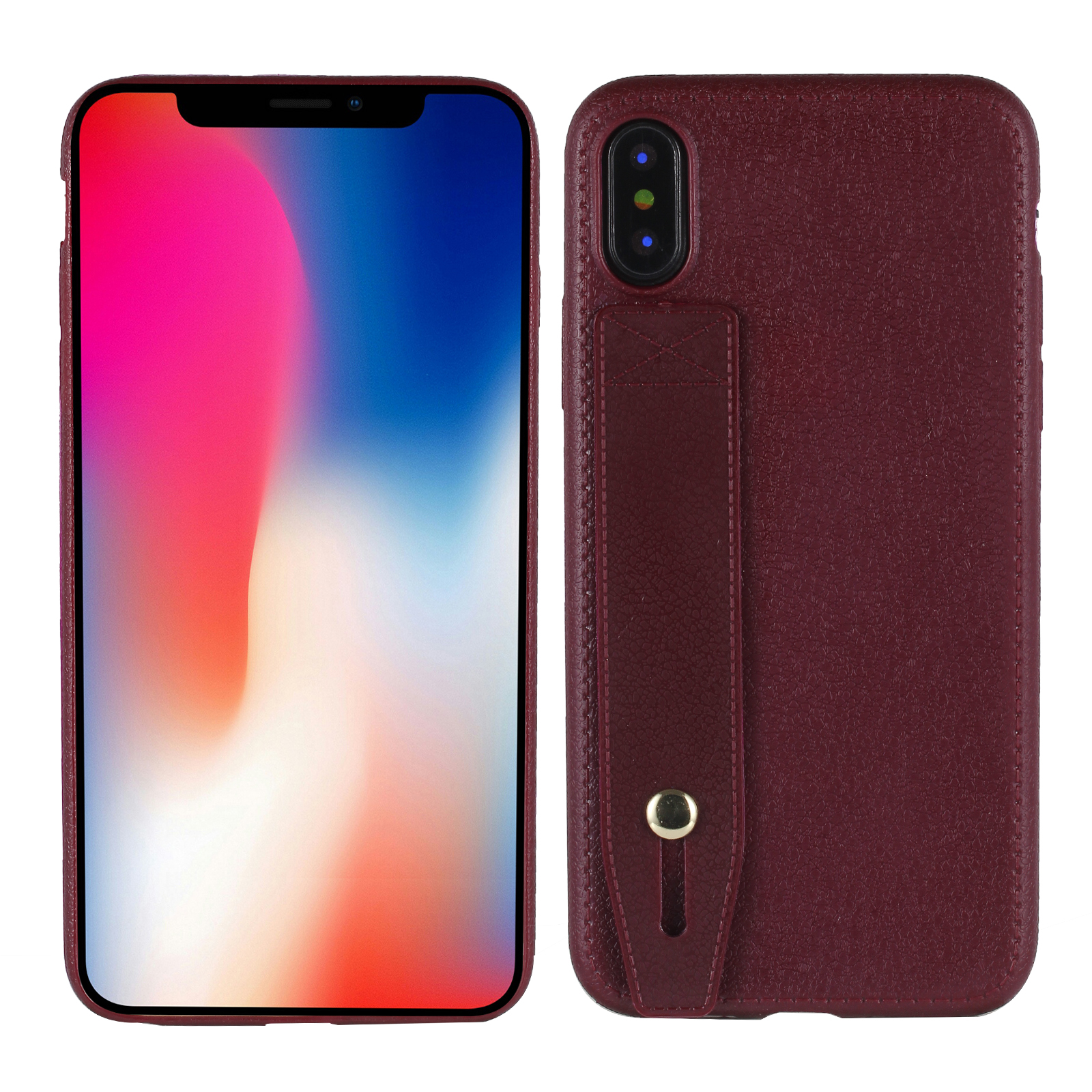 coque sangle iphone x